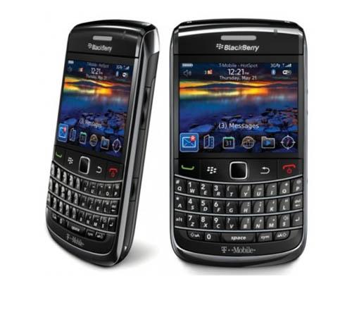 Návrat Blackberry