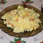 Zdravší zemiakový šalát