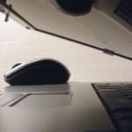 Bezdrôtová myš k notebooku
