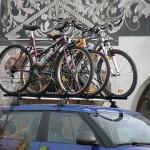 """Koľko """"žerú"""" bicykle?"""