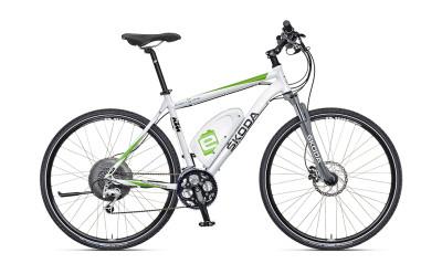 Elektrický bicykel Škoda