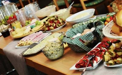 Spokojnosť s akciou podmieňuje aj dobrý catering