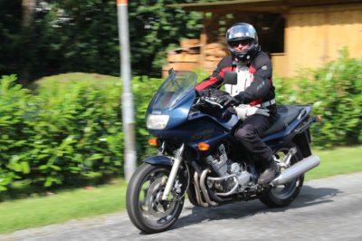 Aj motorka potrebuje poistenie